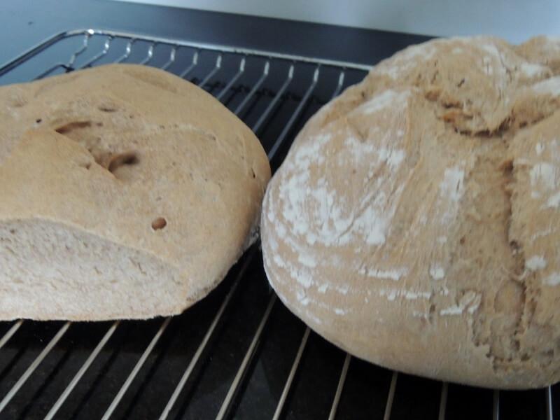 Brot backen, es lohnt sich!